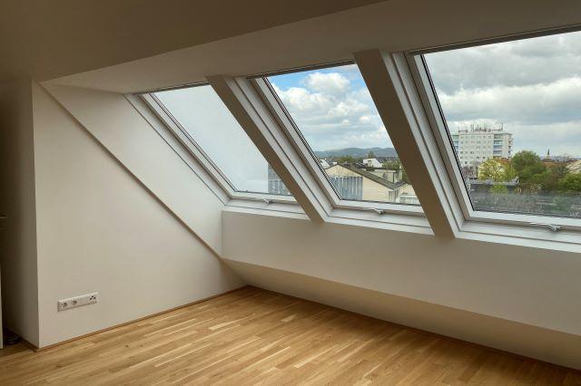 Einrichtung Dachwohnung1220 Wien